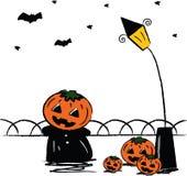 Feliz Halloween Imagen de archivo