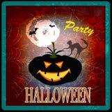 Feliz Halloween Ilustración del Vector