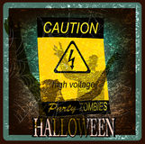 Feliz Halloween Fotos de archivo