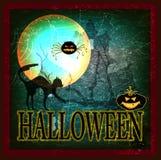 Feliz Halloween Imagen de archivo libre de regalías