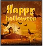 Feliz Halloween Imagenes de archivo