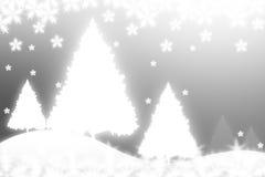 Feliz Natal. Árvore de Natal  Foto de Stock Royalty Free