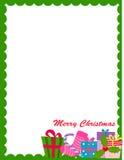 Feliz Natal Imagem de Stock