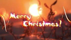 Feliz Natal! ilustração royalty free