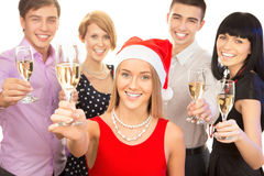 Feliz Natal Fotos de Stock Royalty Free