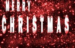 Feliz Natal 2014 Imagens de Stock Royalty Free