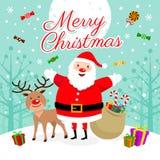 Feliz Natal! Foto de Stock Royalty Free