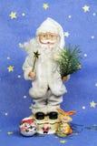 Feliz Natal da foto e ano novo feliz Foto de Stock