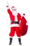 Feliz Natal e ano novo feliz! Imagem de Stock