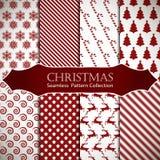 Feliz Natal e ano novo feliz Imagens de Stock