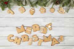 Feliz Natal e feriados alegres Imagem de Stock