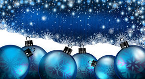 Feliz Natal e um ano novo feliz 2015 Fotografia de Stock Royalty Free