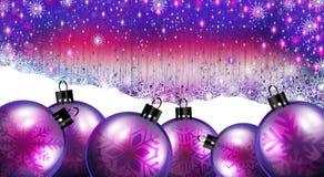 Feliz Natal e um ano novo feliz 2015 Imagem de Stock Royalty Free