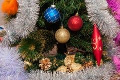 Feliz Natal feliz Imagem de Stock
