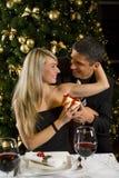 Feliz Natal meu querido Imagens de Stock Royalty Free