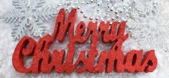 Feliz Navidad Fotos de archivo