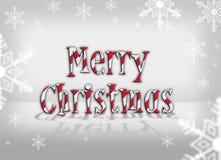 Feliz Navidad 2011 Fotos de archivo libres de regalías