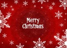 Feliz Navidad 2011 Fotografía de archivo