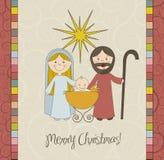 Feliz Navidad Fotografía de archivo libre de regalías