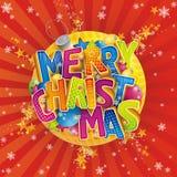 Feliz Navidad stock de ilustración