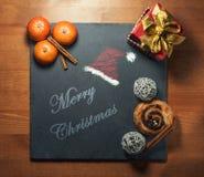 Feliz Navidad 2017 Fotografía de archivo libre de regalías