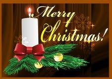 Feliz Navidad 14 Foto de archivo libre de regalías
