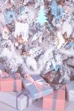 Feliz Navidad, Feliz Año Nuevo fotografía de archivo libre de regalías