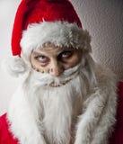 Feliz Navidad asustadizo Fotografía de archivo libre de regalías