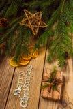 Feliz Navidad estimada Imágenes de archivo libres de regalías