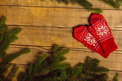 Feliz Navidad estimada Imagen de archivo libre de regalías