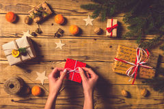 Feliz Navidad estimada Imagenes de archivo