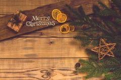 Feliz Navidad estimada Fotos de archivo libres de regalías
