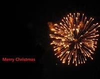 Feliz Navidad glad jul royaltyfria bilder