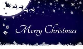Feliz Navidad, invitación, postal, fondo, invierno, decoración Foto de archivo libre de regalías