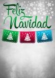 Feliz Navidad Royalty Free Stock Images