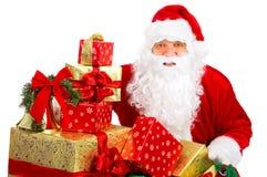 Feliz Navidad Santa Fotografía de archivo