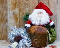 Feliz Navidad y Feliz Año Nuevo Foto de archivo libre de regalías