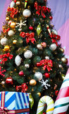 Feliz no Natal Imagem de Stock