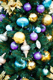 Feliz no Natal Fotografia de Stock Royalty Free
