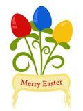 Feliz Pascua Imagen de archivo
