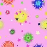Feliz universo. Imagen de archivo libre de regalías