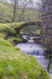 Fell End Gill Royalty Free Stock Images