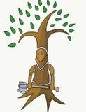 Feller del árbol libre illustration