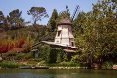 Fellowship Lake Shrine Royalty Free Stock Images