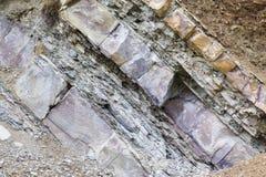 Felsen - Abschnitt Stockfotografie