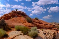 Felsen-Anordnung Lizenzfreie Stockbilder