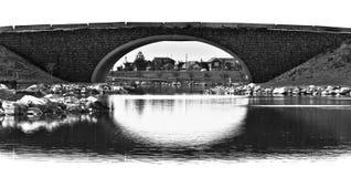 Felsen-Brücke Lizenzfreie Stockfotos
