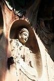 Felsen Carvings Lizenzfreies Stockbild