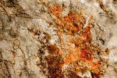 Felsen führt Hintergrund einzeln auf Lizenzfreie Stockbilder
