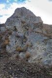 Felsen fragment Der große Plan Stockfotografie